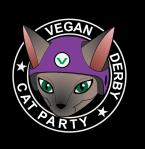 VeganDerbyCatParty_Logo