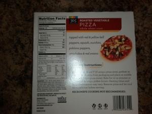 Whole Foods 365 Frozen Vegan Pizza | Vegan Derby Cat Party