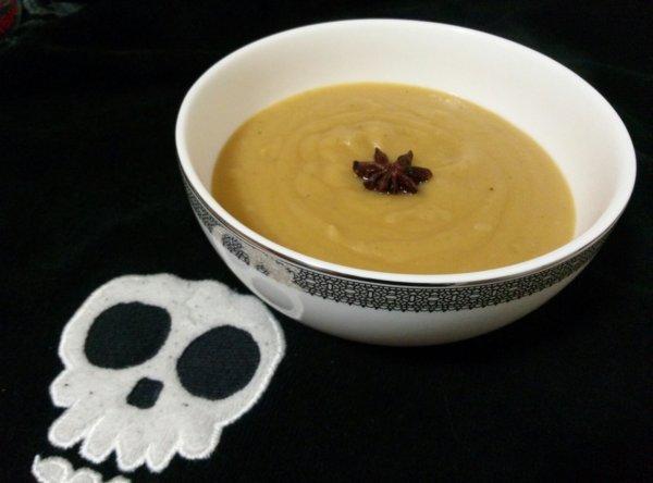 Pureed Split Pea & Rutabaga Soup pg. 31